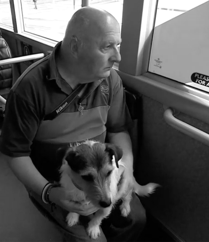Can bus journeys ease loneliness