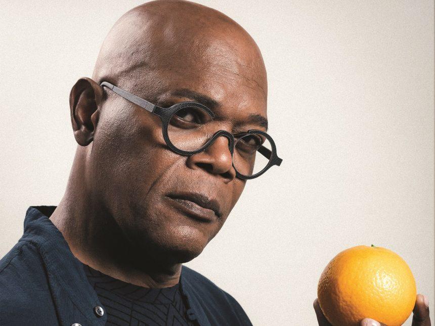 Share the Orange Samuel L Jackson