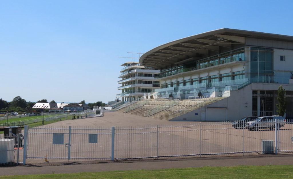 Guild Living Epsom Downs Grandstand