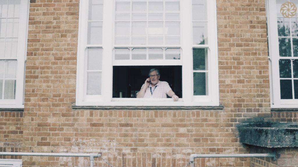 Guild Living Through the Window Epsom Alan's story