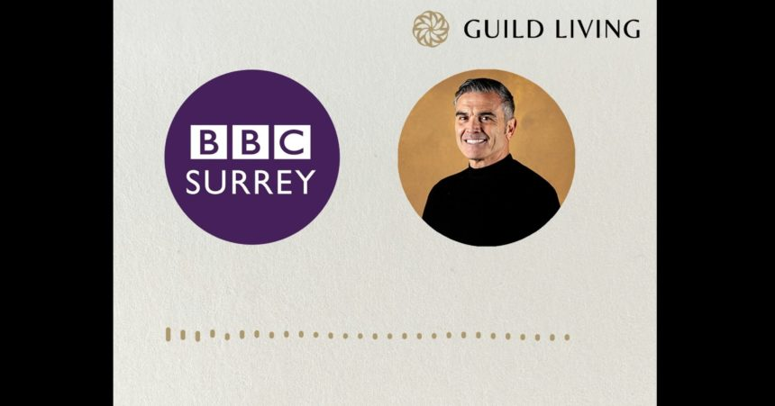 Eugene Marchese BBC radio sussex and surrey